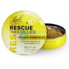 Rescue Dropsuri cu Aroma de Lamaie 50g