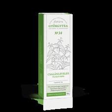 Nr.34. Amestec de ceai cu frunze de urzică (Ceai de curățare)