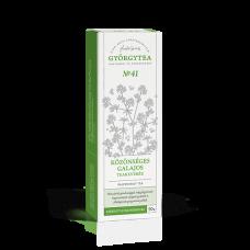 Nr.41. Amestec de ceai cu sânziană albă (Ceai pentru glanda tiroidă)