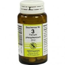 100 CPR. - NR.3 FERUM PHOSPHORICUM D12