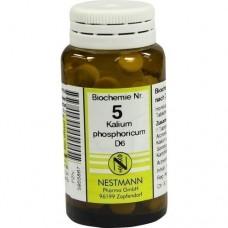 100 CPR. - NR.5 KALIUM PHOSPHORICUM D6
