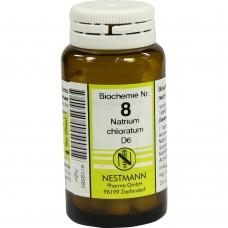 100 CPR. - NR.8 NATRIUM CHLORATUM  D6