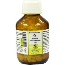 100 CPR. - NR.9 NATRIUM PHOSPHORICUM  D6