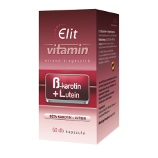 Elit vitamin β-karotin+Lutein 60 caps