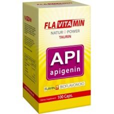 Flavitamin Taurină Apigenină 100 caps.