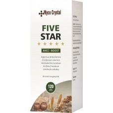 Myco Crystal - Five Star - AHCC Boost 120 buc