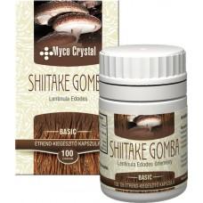Ciuperca Shiitake 100 caps