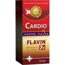 Flavin7 Cardio + Super Pulse 100 caps.