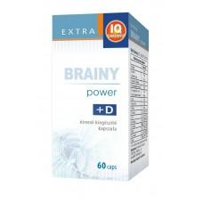 Extra Brainy 600 mg 60 caps.