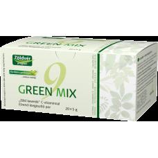 Pulbere Green mix 9 Viva Natura 100gr
