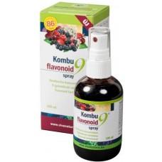 Spray kombuflavonoid 9 Viva Natura  100 ml