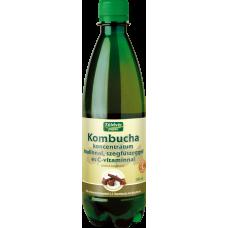 Concentrat  KOMBUCHA cu inulină, cuișoare, Vitamina C 500ml