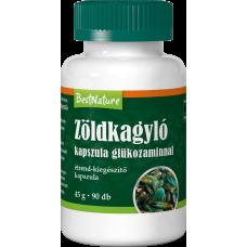 Capsule Scoică Verde cu Glucozamină Best Nature 90 capsule