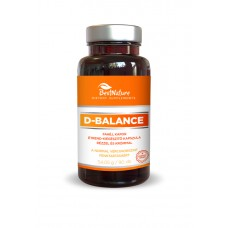 Best Nature D-Balance - supl. alimentar - 90 caps.