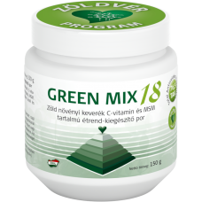 Green Mix 18 - pulbere (150 g)