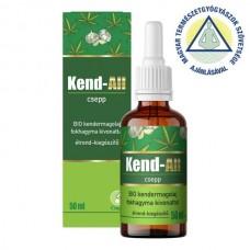 KEND-ALL picături ulei de cânepă BIO si extract de usturoi supliment alimentar (50 ml)